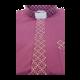 Contrast Shirt Bishop Cerise